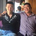 Nam vương boxing Việt gặp đại diện của Pierre Flores bàn thảo về cuộc thượng đài