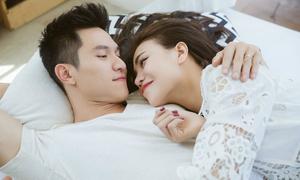 Trà Ngọc Hằng diễn say đắm bên Minh Anh trong MV mới