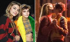 Con gái Michael Jackson công khai tình yêu đồng giới với siêu mẫu Cara Delevingne