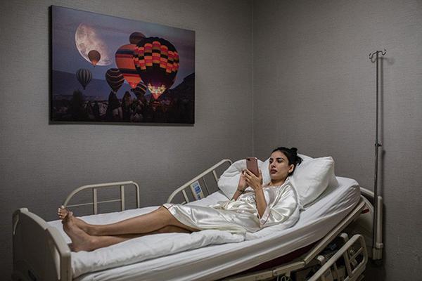 Ca phẫu thuật được thực hiện tại Thổ Nhĩ Kỳ với chi phí là 30.000 USD.