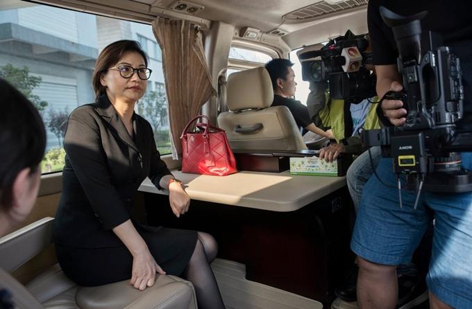 Bà Chu là một doanh nhân đầy đam mê và rất thực tế.