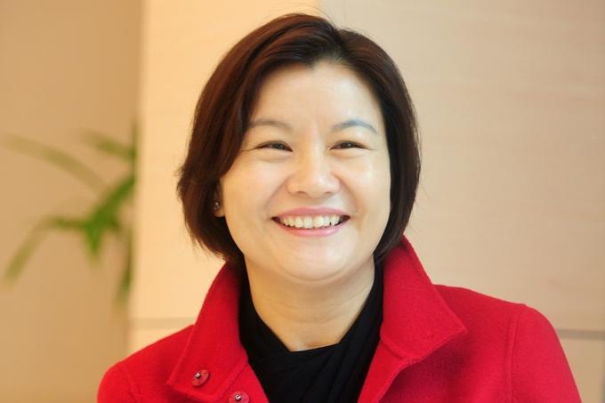 Bà Chu Quần Phương - nữ tỷ phủ tự thân giàu nhất và trẻ nhất thế giới.