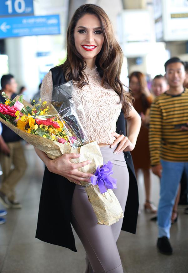 Cô hy vọng sự có mặt của mìnhsẽ truyền cảm hứng cho nhiều người chuyển giới tại Việt Nam tự tin, lạc quan hơn trong cuộc sống.