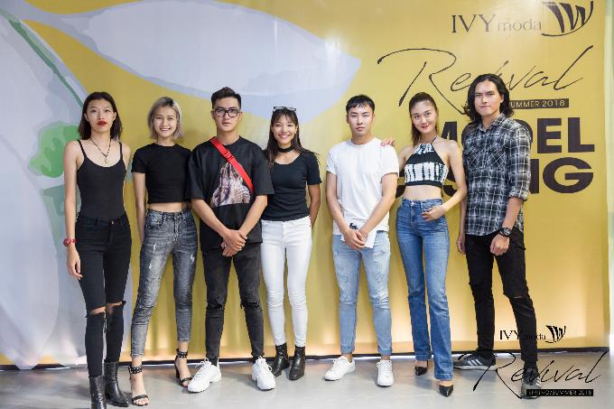 Ngoài sự tham dự của những gương mặt nổi tiếng của showbiz Việt, show diễn Xuân Hè  Revival  Sự Trỗi dậy sẽ đánh dấu sự thay đổi lớn trong tư duy thiết kế và định hướng phát triển mới của thương hiệu. Kết quả của buổi casting sẽ được thông báo tại Fanpage của thương hiệu tại đây.