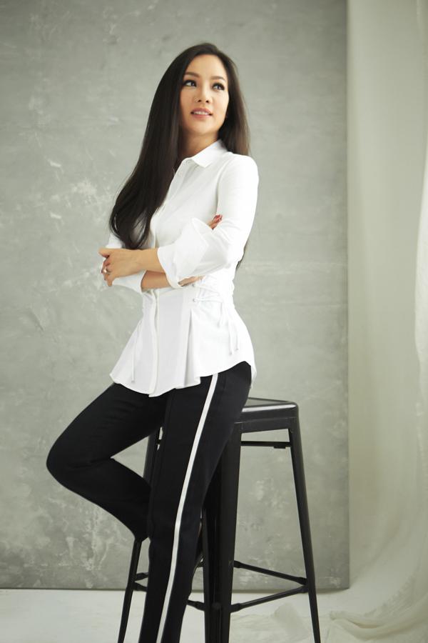 Chị Phạm Thị Mai Son  Nhà sáng lập, Tổng Giám đốc Maison Fashion Group