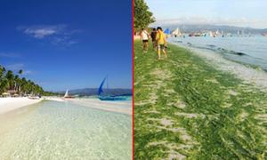 'Đảo thần tiên' Boracay có thể đóng cửa 6 tháng vì ô nhiễm môi trường