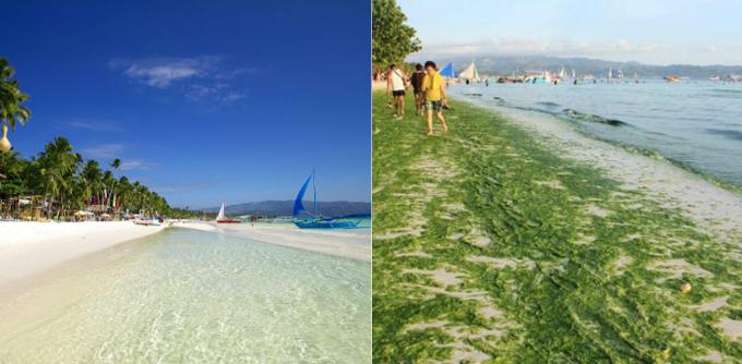 Đảo thần tiên Boracay rục rịch đóng cửa 6 tháng vì ô nhiễm môi trường - 1