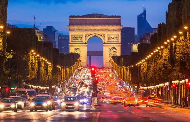 Những con phố nổi tiếng thế giới , chưa check in coi chưa