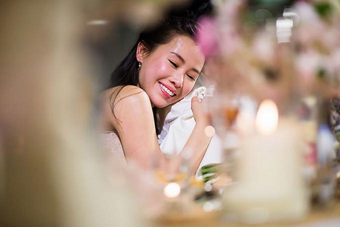 Đám cưới màu hồng pastel của nữ nghệ sĩ TVB - 12