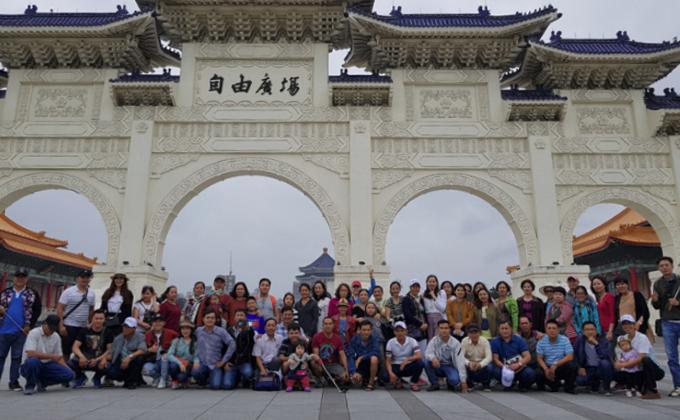 Nhiều chương trình du lịch hấp dẫn được Fiditour giới thiệu tại VITM năm nay.