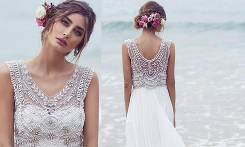 Mẹo mua váy cưới giảm giá nhưng trông vẫn sang, xịn