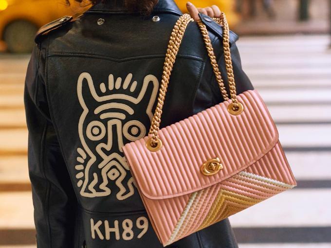 Coach tôn vinh nghệ thuật đại chúng cùng Keith Haring trong bộ sưu tập mới ( xin edit ) - 7
