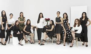 Mặc đẹp như phụ nữ thành đạt nhà Maison Fashion Group