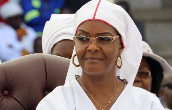 Cựu phu nhân Grace Mugabe. Ảnh: Reuters