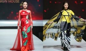 Biến tấu của áo dài từ các nhà thiết kế nổi tiếng