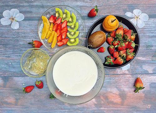 Sữa chua dẻo trái cây thanh mát và bổ dưỡng - 3