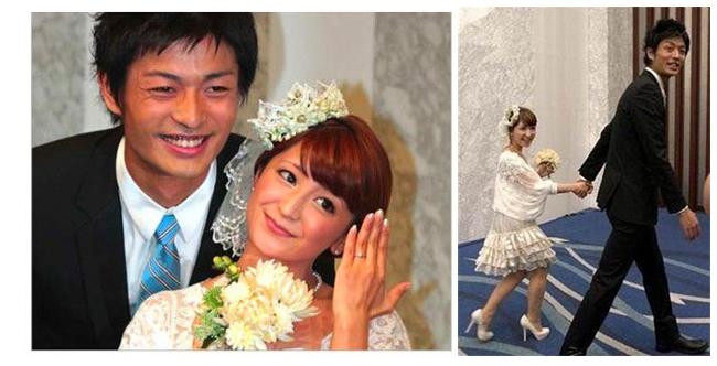 Masami Nakamura và người chồng đầu.