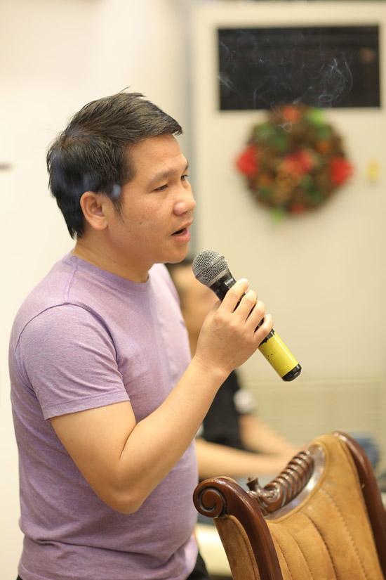 Thanh Lam, Trọng Tấn đến nhà riêng nhạc sĩ Phú Quang để tập nhạc - 4