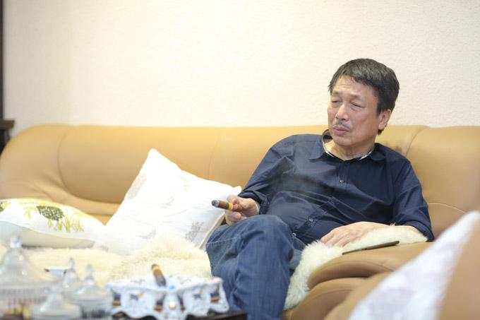 Thanh Lam, Trọng Tấn đến nhà riêng nhạc sĩ Phú Quang để tập nhạc - 6