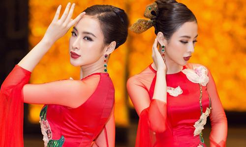 Angela Phương Trinh diễn xuất thần trong show thời trang