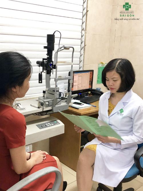 Phẫu thuật lasik cho kết quả chính xác, độ an toàn cao khi thực hiện trên máy laser hiện đại.