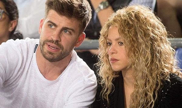 Mối quan hệ của Pique và Shakira không thể cứu vãn. Ảnh: NS.