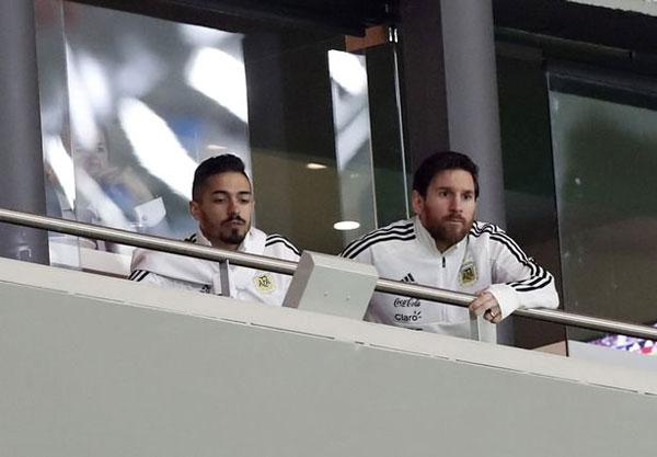 Thất bại trước Tây Ban Nha là lần đầu tiên kể từ 1958 Argentina bị thua đậm trước một đội bóng châu Âu.