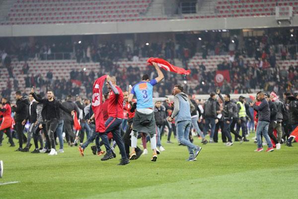 Bàn thắng duy nhất của trận đấu cho đội trưởng Wahbi Khazri ghi ở hiệp một.