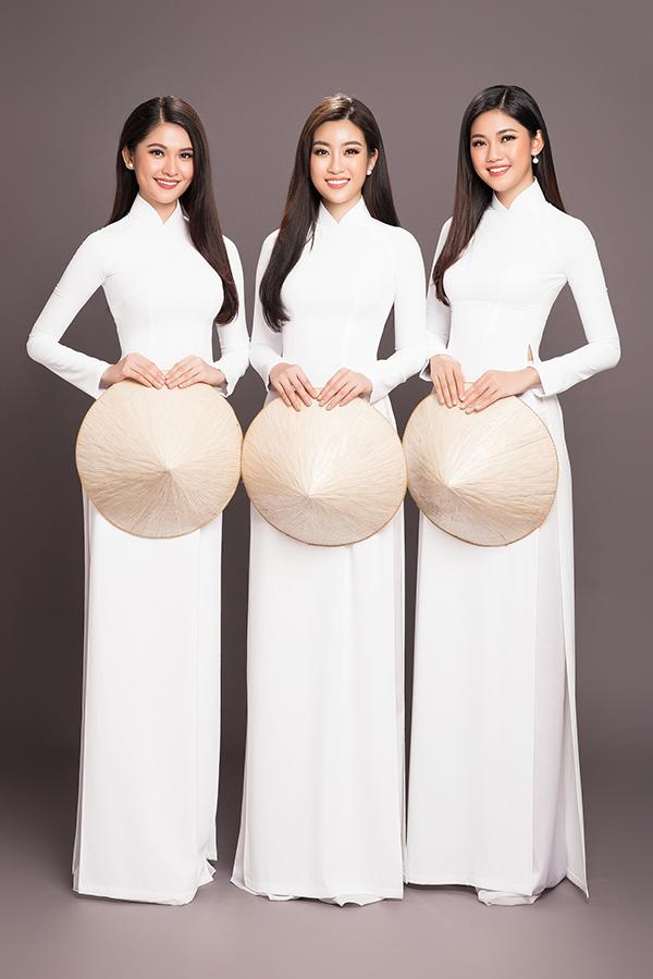Hoa hậu, Á hậu Việt Nam 2016 chụp ảnh chung trước khi kết thúc nhiệm kỳ - 1