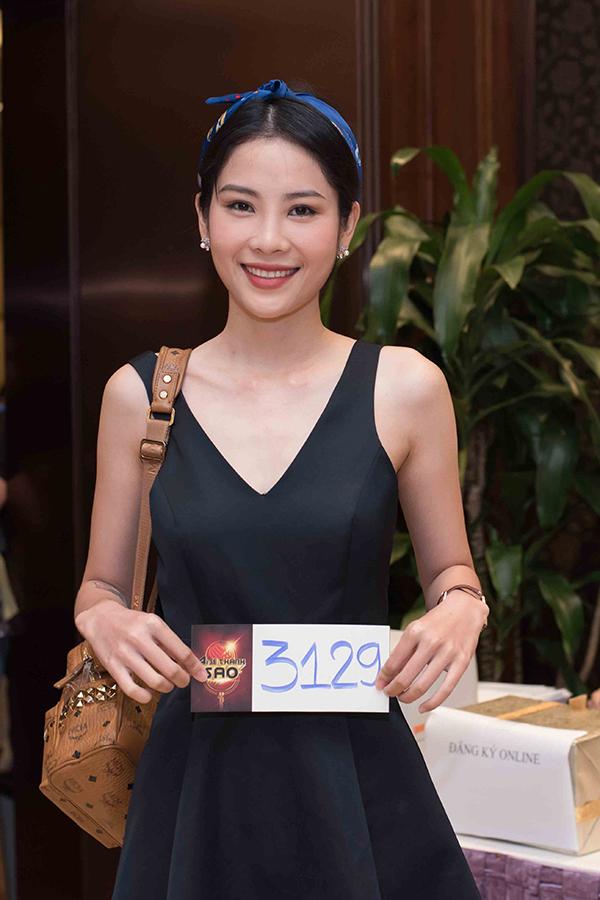 Nam Anh gây bất ngờ khi rất chịu khó thi thố. Cùng thời điểm này cô đang là thí sinh của Người mẫu Việt Nam, Ai sẽ thành sao và Duyên dáng Bolero.