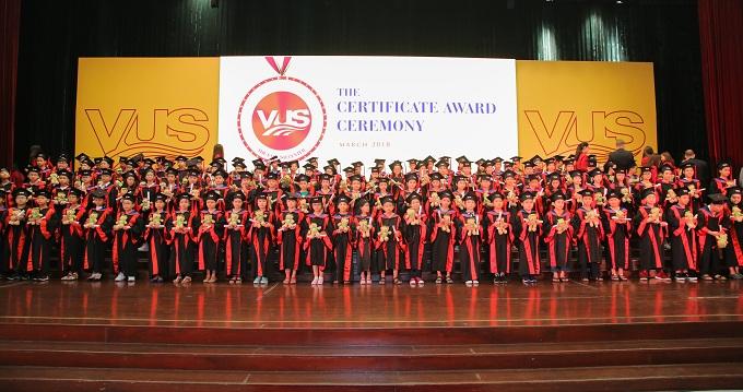 Hệ thống Anh văn Hội Việt Mỹ đạt chứng nhận NEAS