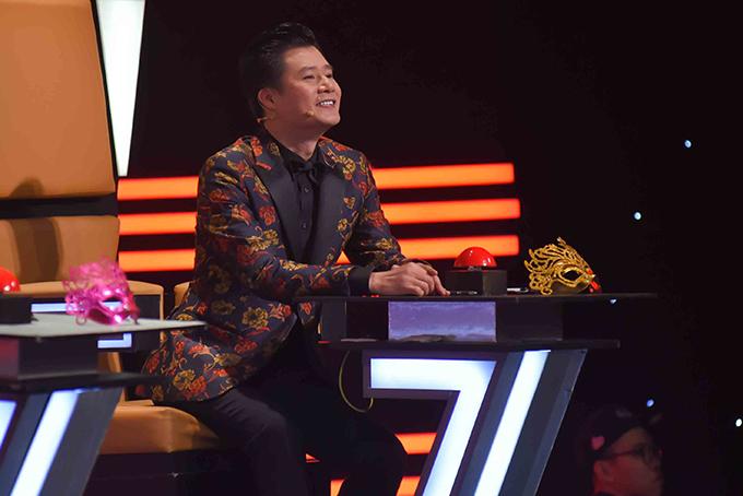 Giám khảo Minh Tuyết và Quang Dũng bật cười trước ví von của Phương Thanh, Ngọc Sơn.