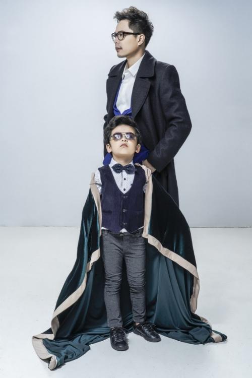 Trịnh Thăng Bình gây bất ngờ với Ông ngoại tuổi 30 - 1