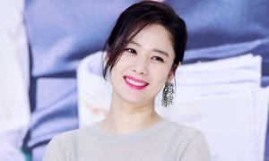 Mỹ nhân 'Giày thủy tinh' Kim Hyun Joo đẹp 'quên thời gian'