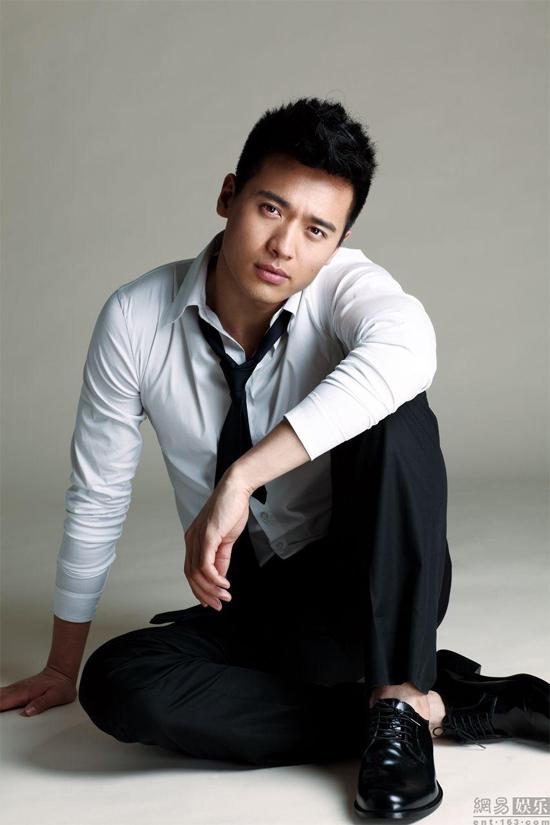 Nam diễn viên Cao Vân Tường.