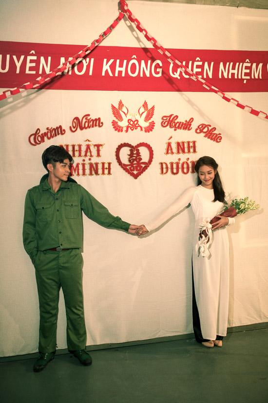Jun Phạm và Khả Ngân yêu nhau xuyên không - 2
