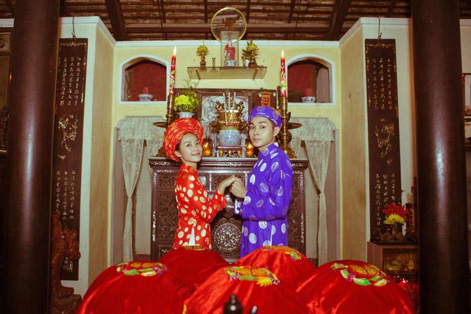 Jun Phạm và Khả Ngân yêu nhau xuyên không - 7
