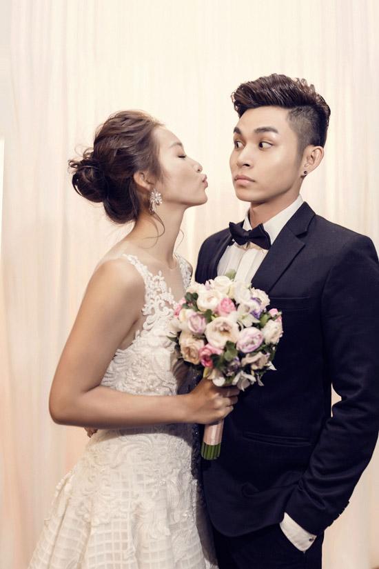 Jun Phạm và Khả Ngân yêu nhau xuyên không - 8
