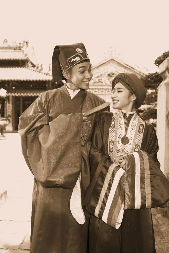 Jun Phạm và Khả Ngân yêu nhau xuyên không - 1