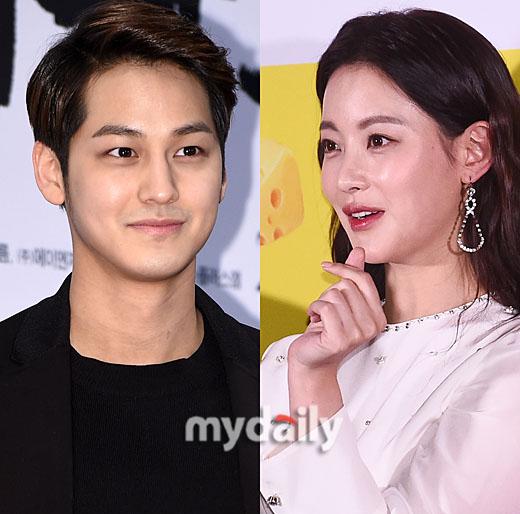 Kim Bum và Oh Yeon Seo thành đôi.