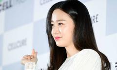 Kim Tae Hee mặt tròn trịa hơn sau 5 tháng sinh con