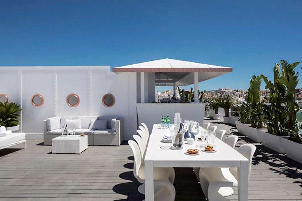 C. Ronaldo có tham vọng mở chuỗi khách sạn tương tự ở Madrid, New York vàMarrakesh ở Marốc.