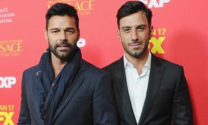 Ricky Martin tiết lộ chuyện tình 'quen nhau qua mạng' với bạn đời đồng giới
