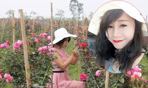 Nữ giám đốc 27 tuổi hồi sinh sau chuỗi ngày trầm cảm nhờ 3ha hoa hồng
