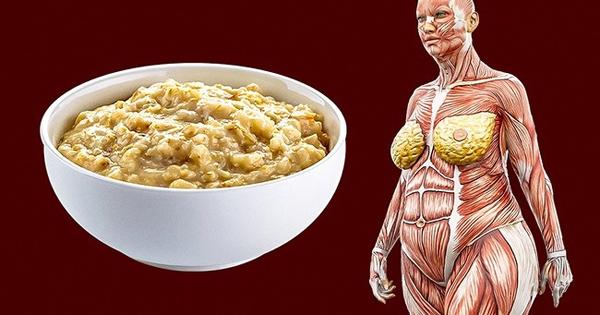 Giúp cơ bắp phát triển Phần ăn gồm 8 thìa yến mạch cung cấp cho cơ thể 15% hàm lượng protein cần thiết mỗi ngày. Ngoài ra, vitamin E, các chất chống oxy hóa và glutamine trong yến mạch giúp xây dựng cơ bắp.
