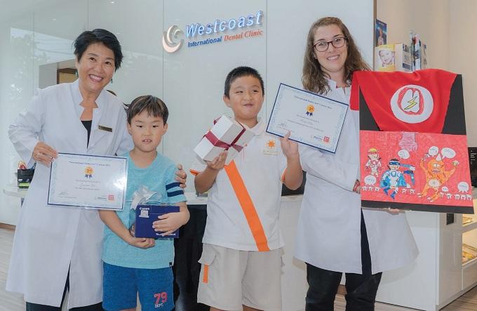 Cuộc thi vẽ tranh 'Smile Art Contest 2018' dành cho trẻ dưới 12 tuổi