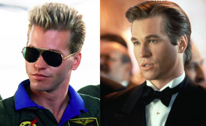 Tài tử Val Kilmer vốn là ngôi sao màn ảnh rộng qua các bộ phim như Top Gun hay Batman...