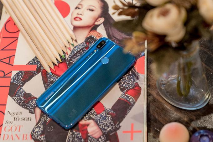 Huawei Nova 3e là smartphone mới nhất thuộc dòng Nova của Huawei.