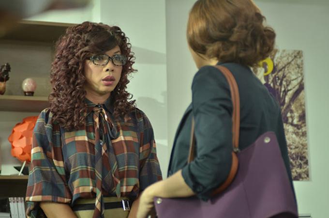 Sau Để mai tính, Thái Hòa tiếp tục có cảnhgiả gái trong phim Cưới ngay kẻo lỡ. Nhân vật của cô tên Bích Trâm, một stylist tận tụy với nghề và hết lòng giúp đỡ đồng nghiệp nhưng ẩn chứa nhiều bí mật trong cuộc sống.