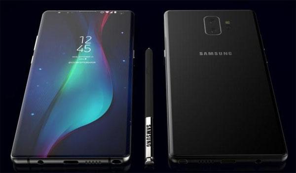 Galaxy Note 9 bất ngờ xuất hiện trên website Samsung